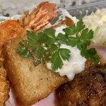 キッチン モーリ - TO:Bランチ(\930) 揚げパン
