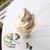 新屋養蜂場 - 料理写真:ゆずはちみつかけソフトクリーム