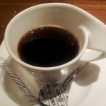 12073427 - カップは変わっているがフルシティローストのコーヒーは旨かった
