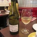ラミ - 白ワイン(グラス) 650円