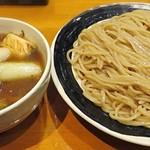 120732473 - 【(限定) インド鮪つけ麺】¥1200