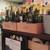ラミ - ドリンク写真:ワインのボトルは立体実物メニュー