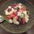 ラミ - 料理写真:いちごと洋梨のサラダ仕立て 1600円