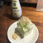 串焼き 焼きとん 大国 - 冷やっこ(240円外)