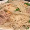 麗郷 - 料理写真:炒米粉(焼きビーフン)