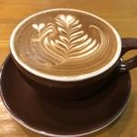 rough-laugh COFFEE - 〇カプチーノ500円