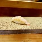 120740655 - [2019/10]寿司⑤ くるまえびの握り