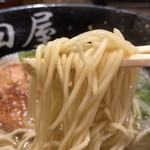 村田屋 - 麺
