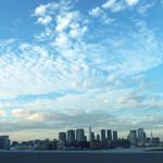 GRILL & BAR うしすけ - レインボー・ブリッジから〜見える東京スカイツリー