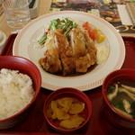 ジョイフル - 鶏南蛮定食