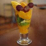 太陽のカフェ - モーニングビュッフェ