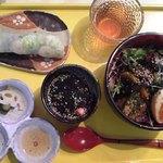 ミタケ・オアシン - ラフテー丼+゜柚子胡椒添え