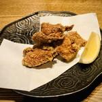 120752077 - 京赤地鶏の唐揚げ