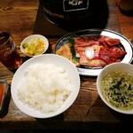120752624 - スタミナ定食 840円(税抜)