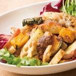はーべすと - 【冬メニュー】根菜と鶏のモルツビネガー
