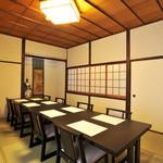 日本料理 つか佐 - 8名様用テーブル席