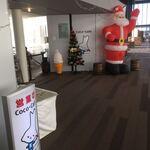ココ・カフェ - 店舗入口