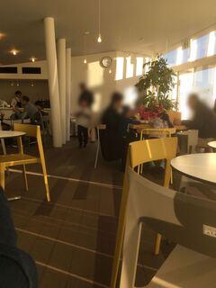 ココ・カフェ - 店内