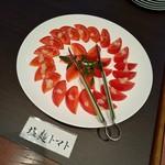 120761139 - 塩麴トマト