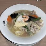 120762278 - 五目柳麺                       ¥920-
