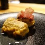 120764278 - 厚岸の牡蠣とえび芋