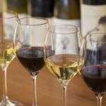 ファイルカフェ - ワイン飲み比べセット