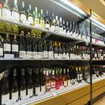 ファイルカフェ - 豊富なワインのラインナップをご用意