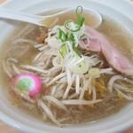 らーめん来斗 - 料理写真:写真は塩。