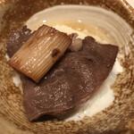 香家 - 温泉卵とすき焼き
