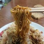水田食堂 - 麺リフト