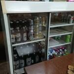 水田食堂 - アルコールもあります。
