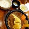 炭焼きハンバーグ 牛吉 - 料理写真:チーズハンバーグ 1030円