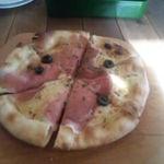 12078216 - 生ハムのピザ