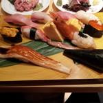 梅丘寿司の美登利総本店 渋谷店 - ネタGOOD!