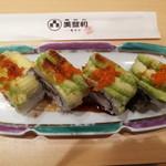 梅丘寿司の美登利総本店 渋谷店 - カルフォニアロール