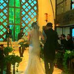 120782432 - 『河原町音楽堂』での、教え子の結婚式の様子