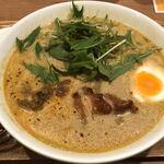 ラーメン仮面55 - エスニックラーメン