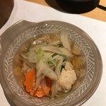 旬菜鮮魚と鍋 味十 - あっさりして美味しい