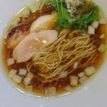 Raxamenishibashi - 醤油らぁ麺
