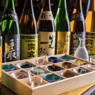 【石川の地酒】金沢・加賀・能登・白山など現地直送の地酒