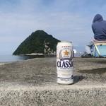 沼津 海女小屋 BBQ - 聖地はいい天気deのどか