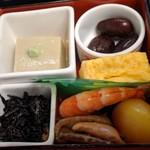 鎌倉御代川 - [料理] 煮物 & 焼き物 全景♪W