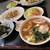紅竜飯店 - 料理写真:ラーメンセット
