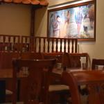南インド料理ダクシン - 内観2019年11月