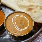 印度キッチン - 豆カレー