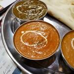 印度キッチン - キーマカレー