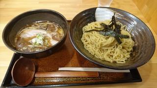麺やかんぱち - つけ麺(大盛)