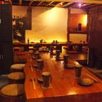 九州鳥酒 とりぞの 六本木 - 全87席御座います。