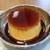 ホワイトグラスコーヒー - 料理写真:プリン
