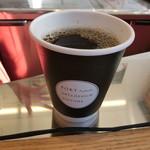 ポートコーヒースタンド - ドリンク写真: